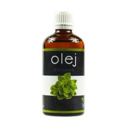 Olej z oregano 20% 100 ml