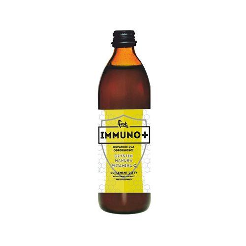 Immuno + wsparcie dla odporności 500 ml FEAT