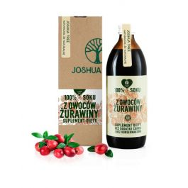 Sok z żurawiny 500 ml Joshua Tree