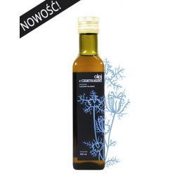 Olej z czarnuszki tłoczony na zimno 500 ml