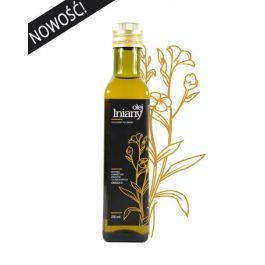Olej lniany tłoczony na zimno 250 ml