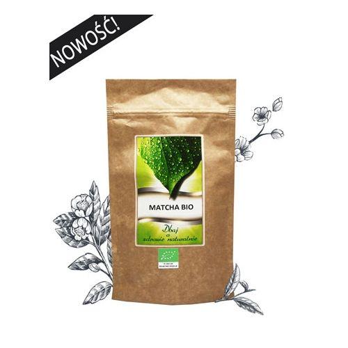 Matcha BIO – herbata zielona proszek 50 g
