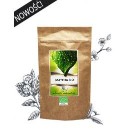 Matcha BIO – herbata zielona proszek 150 g