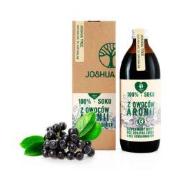 Sok z owoców aronii 500 ml Joshua Tree