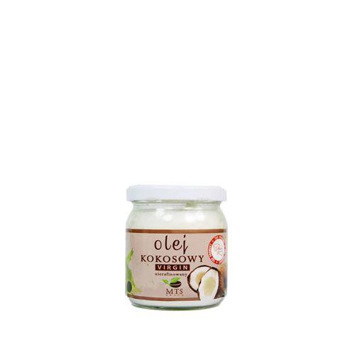 Olej kokosowy zimnotłoczony extra virgin 200 ml