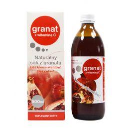 Sok z granatu 500 ml Symbiotics