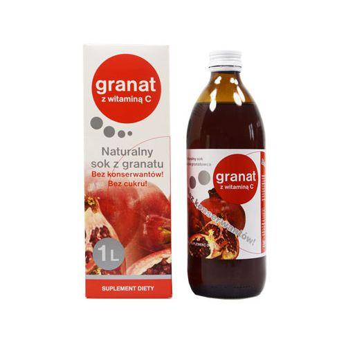 Sok z granatu 1000 ml Donum