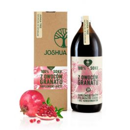 Sok z owoców granatu 500 ml Joshua Tree