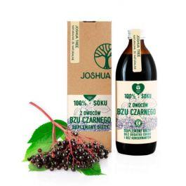 Sok z owoców czarnego bzu 1000 ml Joshua Tree