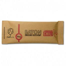 Baton owocowo-orzechowy z dodatkiem chili