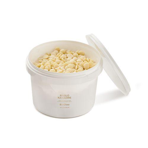 Masło Kakaowe 250g (surowiec naturalny 100%)