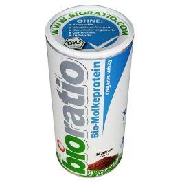 Organiczne białko serwatki o smaku naturalnym