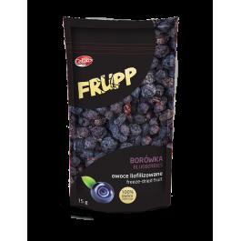 Frupp – liofilizowane owoce borówka