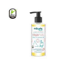 Olejek do ciała i masażu MIKKOLO 250 ml