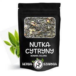 Herbata czarna z Nutką Cytryny - 100g