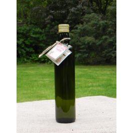 Oliwa grecka domowa z oliwek extra virgin 0,25 l