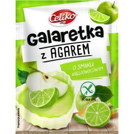 Galaretki słodzone z Arganem bezglutenowe