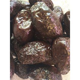 Oliwki Czarne pieczone 1kg
