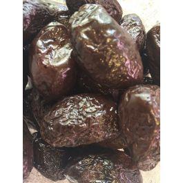 Oliwki czarne pieczone - słoik 0,5L