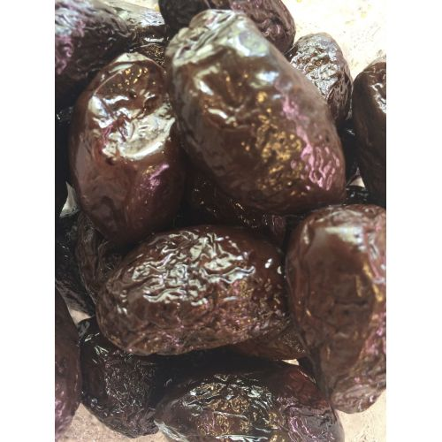 Oliwki czarne pieczone - Wiaderko 0,5L