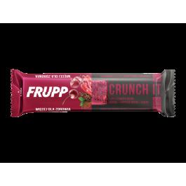 Frupp – liofilizowany baton wiśnia-kakao-ostra papryka