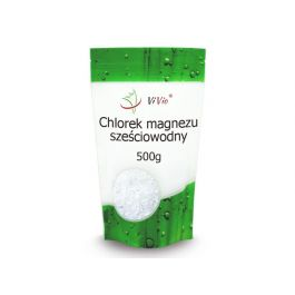 Chlorek magnezu sześciowodny – sól morska 500 g