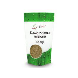 Kawa zielona Arabica mielona 1000g