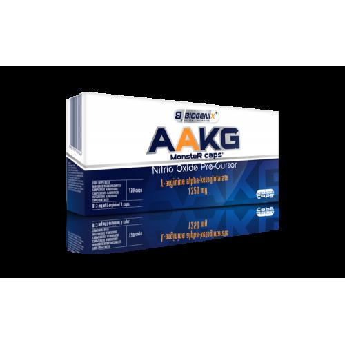 BIOGENIX AAKG MONSTER CAPS® 120KAPS