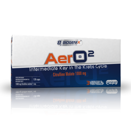 AERO2® MONSTER CAPS® 120KAPS