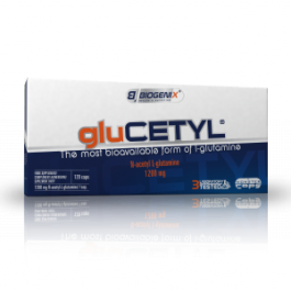 BIOGENIX GLUCETYL MONSTER CAPS 120KAPS