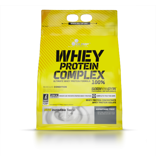 WHEY PROTEIN COMPLEX 100% 2270G Cookies Cream