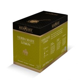 Richmont Yerba Mate Lemon 50szt