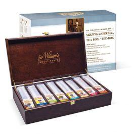 Skrzynka z herbatą Sir Williams Royal Taste 80szt