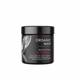 Serum do twarzy regenerujące Organic Man