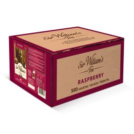 Sir William's Tea RASPBERRY 500