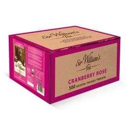 Sir William's Tea CRANBERRY ROSE 500