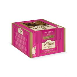 Sir William's Tea CRANBERRY ROSE 50