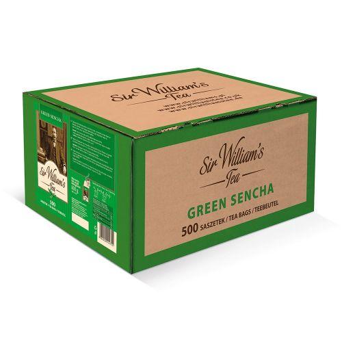 Sir William's Tea GREEN SENCHA 500