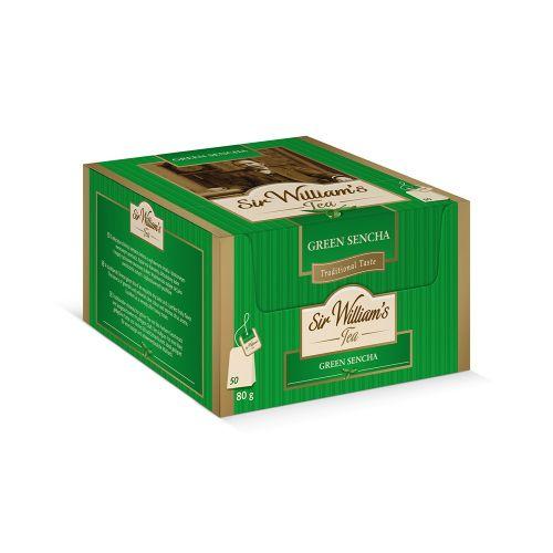 Sir William's Tea GREEN SENCHA 50
