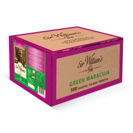 Sir William's Tea GREEN MARACUJA 500