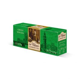 LONDON GREEN SENCHA 25