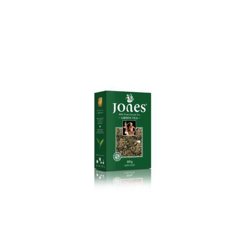 Herbata Jones Green Tea 100g