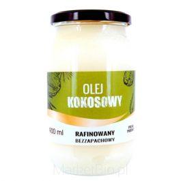 Olej kokosowy bezzapachowy rafinowany 900 ml