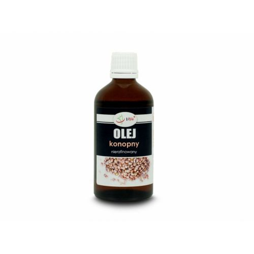 Olej konopny 50 ml