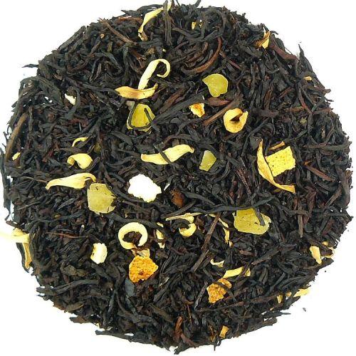 Herbata Czarna Mango Pomarańcza 100g