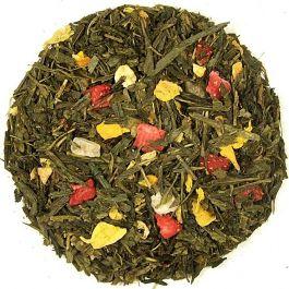 Herbata Zielona Żar Tropików 100g