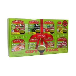 Impra Gift Pack Green - 8 exp. 10