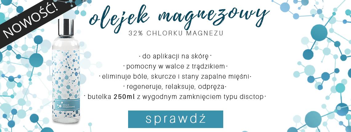 Oliwa magnezowa 250ml